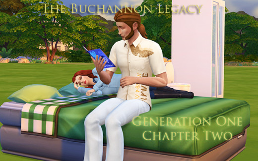 The Buchannon Legacy Challenge, Generation One, Chapter Two