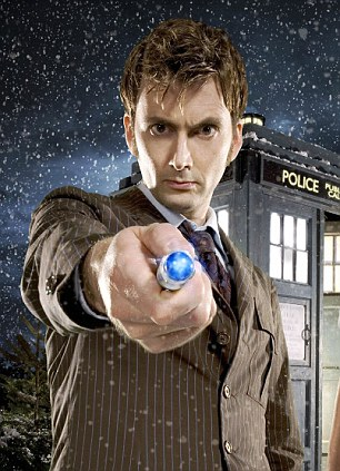 The battery drill and screwdriver falls far short of people's expectations that it will be a magical sonic screwdriver.