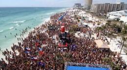 Florida Spring Break 2015- Where the gang rape happened!