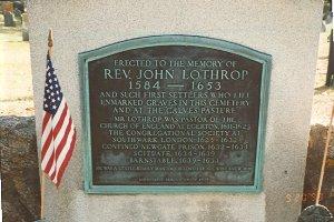 Lothropp's Legacy