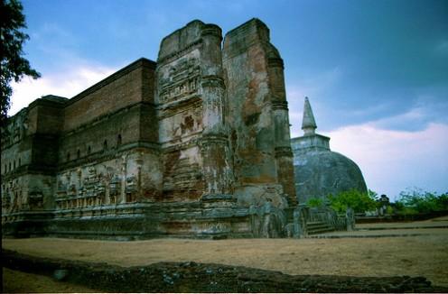 Polonnaruwa, by rahuldlucca (http://www.flickr.com/photos/rahul3/)
