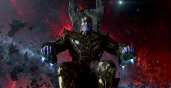 Origins of The Mad Titan: Thanos