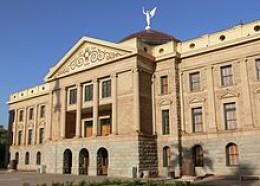 Original Arizona State Capitol building