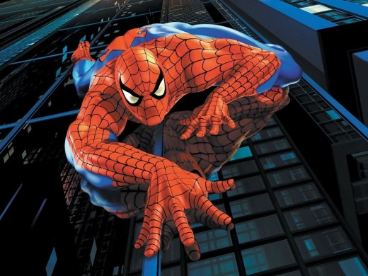 """""""Master of hand-to-hand combat. Spider-Style!"""""""