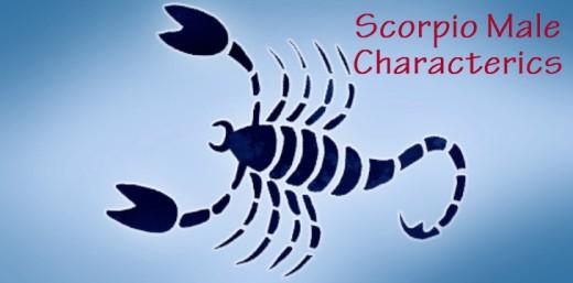 Dating a scorpio male