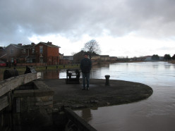 Will the Water Encroach Further?