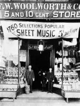 Remembering the five and dime Five and dime stores history