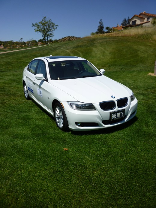 Save up and buy a BMW