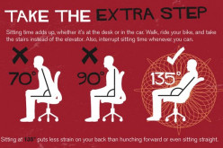 How dangerous is sitting and standing