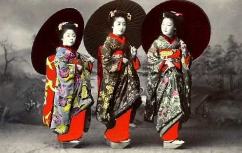 Not everyone wishes to be a skilled geisha or a talented wife and mother.