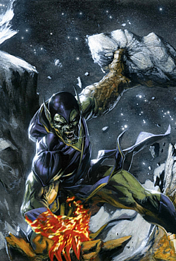 Skrull Deviants become the dominant species of Skrulls by exterminating their Eternal and baseline variants.