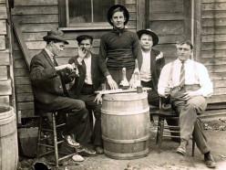 Beer drinking buddies of yesteryear.