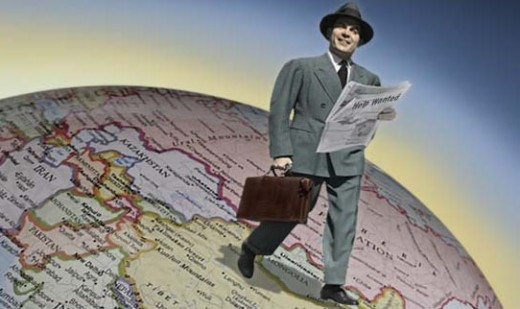 Working abroad can boost your finances, and be fun!