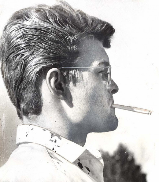 Charles Starkweather shortly after his arrest.