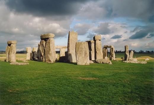 Stonehenge, one of 28 World Heritiage sites in the UK