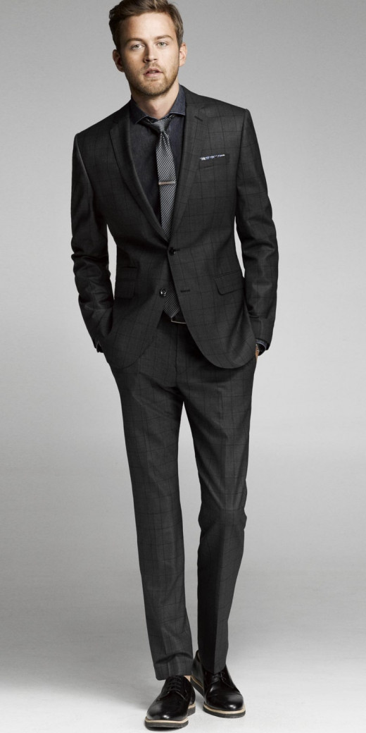 The Classic Suit for Men