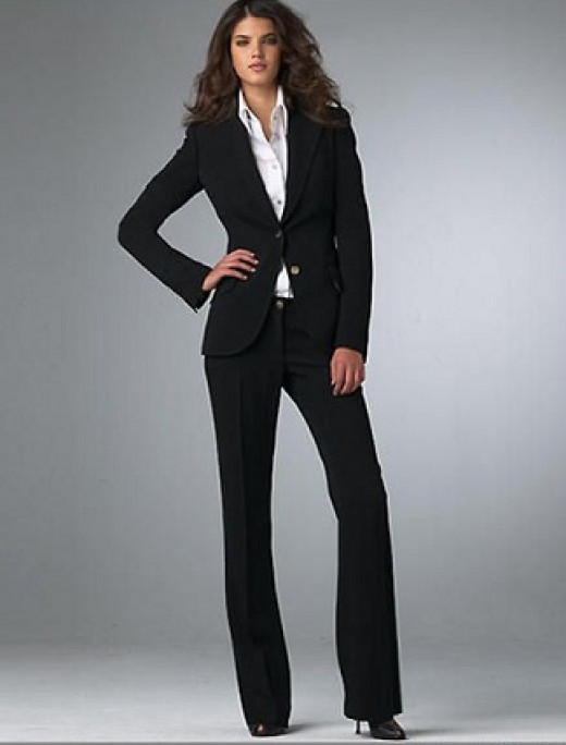 The Classic Suit for Women