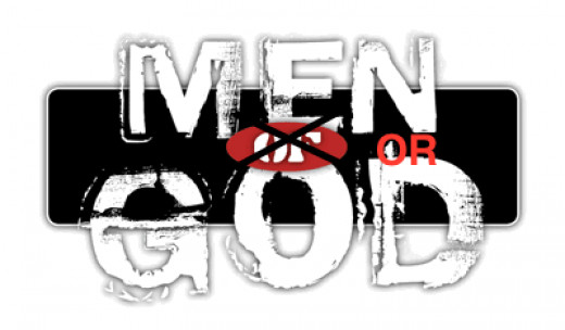 Respecter of persons are not are not men of God. It's your choice, men, or God.