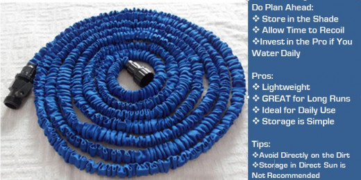 XHose Pocket Hose Quick Tips