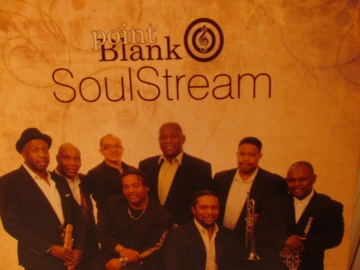 "Point Blank jazz band's new CD, ""Soul Stream,"" is journey of musical talent that inspires and uplift its listeners."