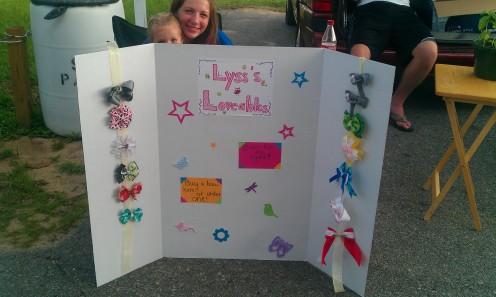 Alyssa's bow business