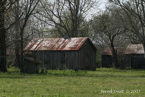 An old Louisiana sugar cane plantation. Taken at Laurel Valley Plantation in Thibodaux, LA.