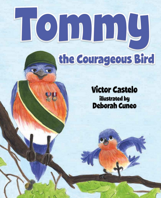 Tommy The Courageous Bird Children's Book