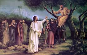 Bro Zachaeus  Come Down, l Love You.