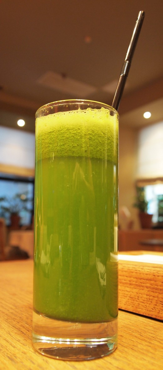 Don't forget to include celery in green smoothies for taste and color