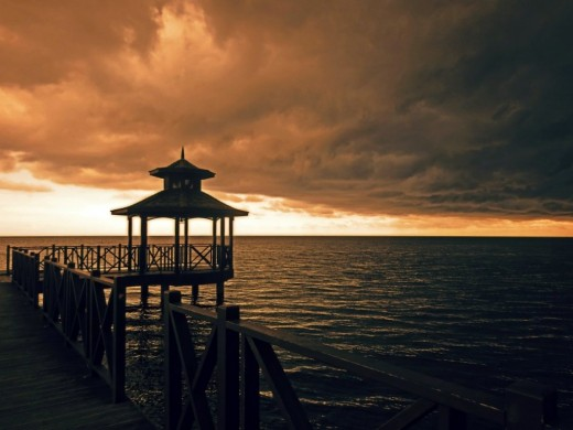 Rain and cloudy skies threaten Jamaica more in September and October than any other months of the year.