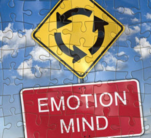 Rather than running in circles, train your mind to stop obsessing and find balance in your emotions and thoughts.