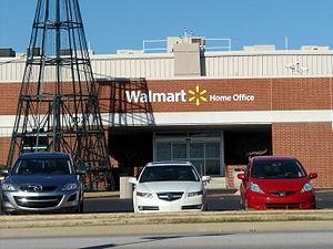 Walmart HQ Bentonville