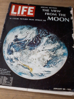 the Apollo mission, targeting the moon
