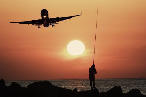 Some jobs offer travel and higher wages, making work like a vacation in exotic places. Perks and benefits are helpful as well.