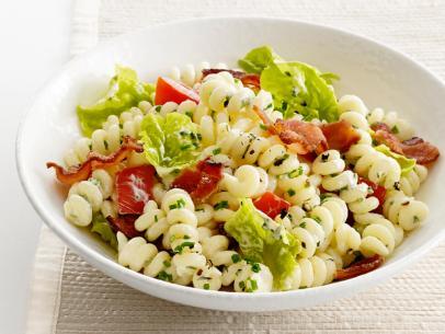 BLT (Bacon-Lettuce-Tomato) Pasta Salad