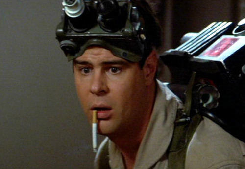 Ray from the original Ghostbusters