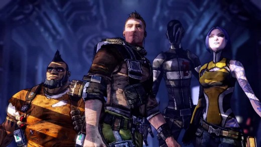 """The endless hunt for better gear and tougher challenges makes """"Borderlands 2"""" endlessly replayable."""
