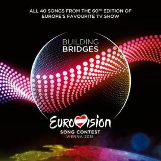 2015 Eurovision CD