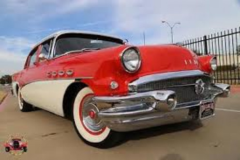 '56 Buick Roadmaster