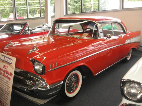 '57 Chevy BelAir.