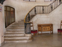 Pub Staircase (Wheat v Lacon)