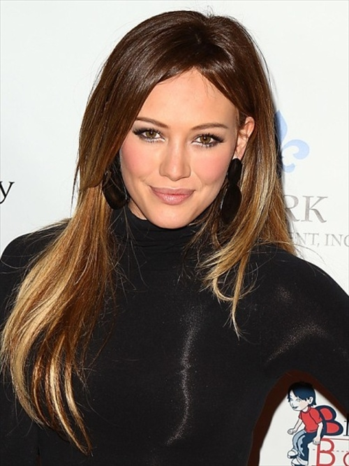 29 years old Hilary Duff as Clare Mitchel