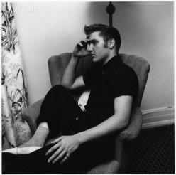 Elvis in Miami in 1965.