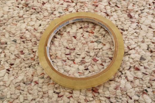 clear waterproof tape