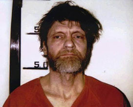 Ted Kaczynski, aka Unabomber, is held at the Federal SuperMax prison in Florence, Colorado.