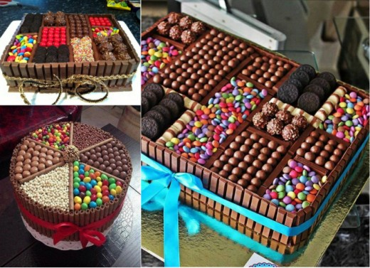 Aren't these cakes Fantabulous!!!  I'm sure whoever receives this cake would feel like a star!!
