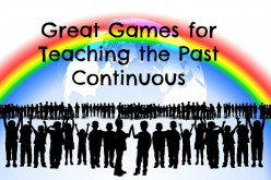 Great Games for Teaching the Past Continuous
