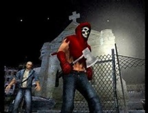 Manhunt is a violent but popular horror game that has produced sequels.
