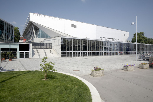 Wiener Stadthalle in Vienna: Venue of the 2015 Eurovision Song Contest