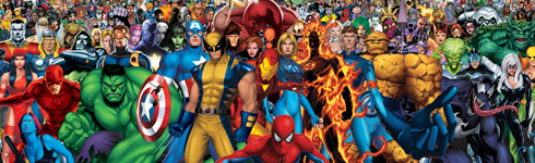 "Most major characters from Marvel's comics are playable in ""Marvel Heroes,"" with more added regularly."